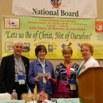 Columban Frs & Srs Rcvg Donation 2016 National Convention