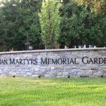 Columban Martyr Garden