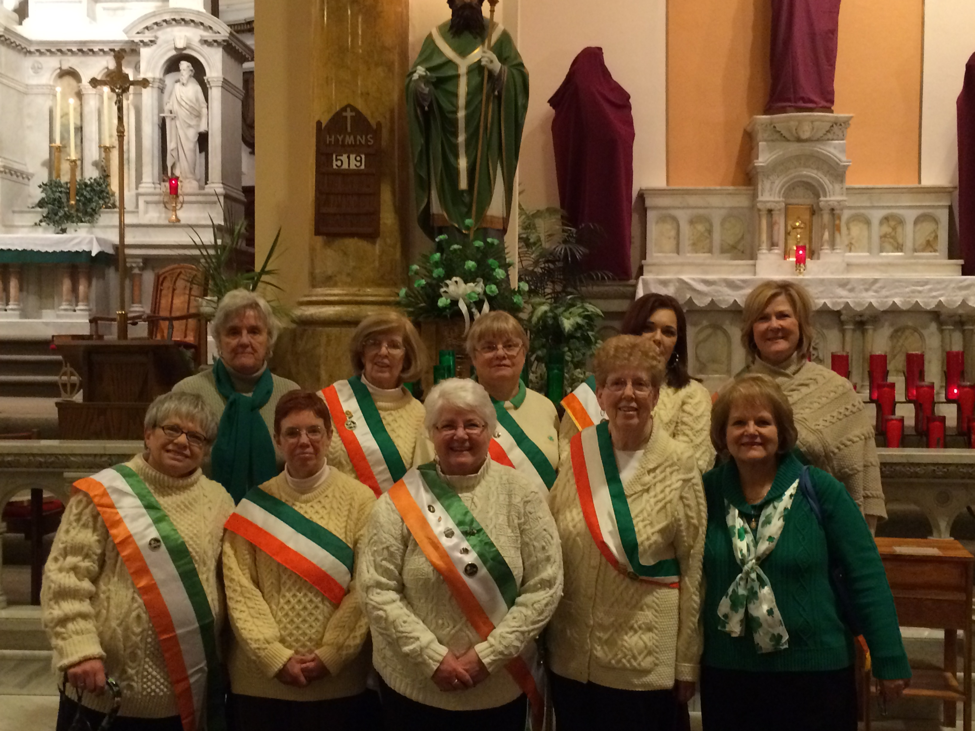 Our Lady of Knock Div 17 Oneida Co NY Mass